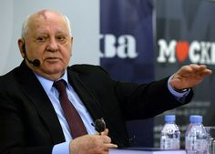Gorbachev Fears Nuclear War - And He's Right