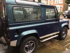Land Rover Defender 90 Td5 Sw Se County 50th Anniversary No249