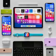 Logitech, Minimalist Desktop Wallpaper, Iphone Home Screen Layout, Phone Store, Accessoires Iphone, Tiny Stud Earrings, Pc Gamer, Apple Products, Tech Gadgets