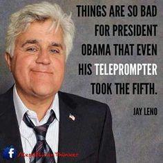 Jay Leno...