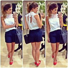 Barato Mel Moda laço branco e blusa de chiffon mulheres blusas sem mangas CS4607, Compro Qualidade Blusas diretamente de fornecedores da China: