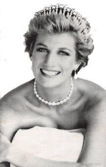 I'm a huge Princess Diana fan... Whether you agree with some of her decisions or not, she was a beautiful woman with a philanthropic heart. The People's Princess indeed! I miss her!
