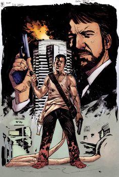 Die Hard by Garry Brown