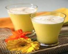 Receita de Smoothie de abacaxi