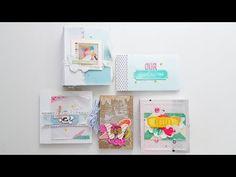 5 Mini Alben - Inspiration (HD) | Janna Werner