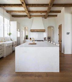 Custom Home Builders, Custom Homes, Raised Kitchen Island, Dining Room Design, Kitchen Design, Dining Area, Kitchen Ideas, Best Interior, Interior Design