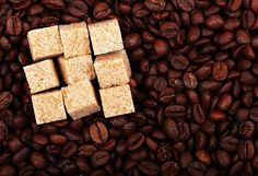 Coffee beans background. People Photos