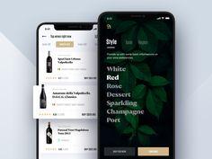 Wine Searcher: Onboarding