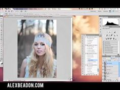 Chatty Tuesdays Photoshop Tutorial - Photography VlogPhotography page, wat mens kan link met 'n social page. waar mense tutorials kan download