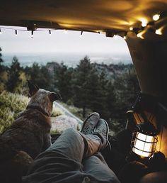: @shortstache  #campingvibes