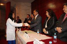 Nuestros egresados son la mejor evidencia del trabajo que impulsa la UAT: Víctor Job Paredes     Presidió Rector ceremonia de graduación de nuevos Odontólogos