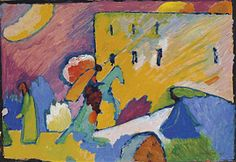 The artwork of 20th-century painter Wassily Kandinsky is a staple of the Guggenheim's permanent collection. The exhibition currently on view, Kandinsky in Paris, 1934–1944, highlights works from the final decade of the artist's life. Kandinsky's success extends beyond the walls of the museum into the auction world.  The year 2013 has proved to be one of his most successful. In celebration of his work, we took a look at both the art and the market for this Russian artist and theorist.