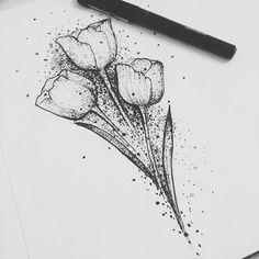 Cool 92 Super Cute Tulip Tattoo Designs Ideas For Women https://stiliuse.com/92-super-cute-tulip-tattoo-designs-ideas-for-women