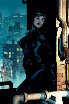 Catwoman | Adam Hughes