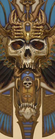 Tomb Kings on Behance