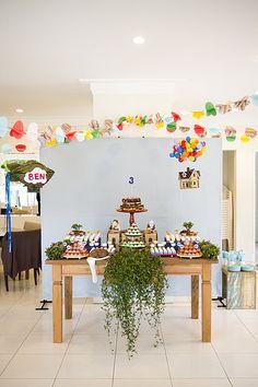Festa Infantil. Up! Altas Aventuras. Party. Kids. - by http://www.bacurifestas.com.br/ - parceria Florinda Festas