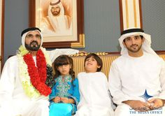 Mohammed bin Rashid, Hamdan bin Mohammed with Sheikh Mansour bin Zayed's Dan B, Poetry Photography, Sheikh Mohammed, Arab Men, My Prince Charming, World Leaders, Beautiful Moments, Dubai, In This Moment