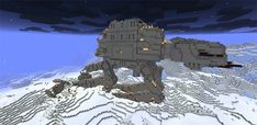 At the first time, Star Wars Battle [Creation] Map is designed for PC. However, it is converted to Pocket Edition. The map comes with a big battlefield and some robots. These robots have the ability to attack a large gate. You can find a large spaceship and several spaceships behind this gate.... https://mcpebox.com/star-wars-battle-creation-map-minecraft-pe/