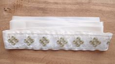 Ivory Wedding Belt Bridal Belt Sash Belt Ivory by GarterWorldCom