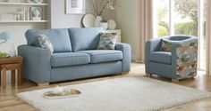 The straight lines and simple shape give this sofa a modern and contemporary look that will work almost anywhere.
