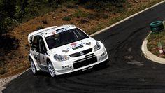 Suzuki WRC SX4 Concept