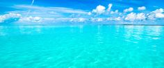 If you're thinking of visiting the Bahamas, don't forget to visit some of these amazing beaches. There's something for everyone in the Bahamas! Fyre Festival, Turquoise Water, Beach Fun, For Everyone, Waves, Amazing, Outdoor Decor, Image, Ocean Waves