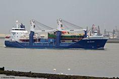 Giant Cargo Ship Brings Volvo Ocean Race Village to Galway
