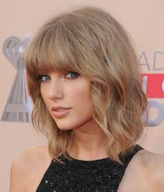 Taylor Swift Is Making the Mob (Mullet Lob) Happen: Not sure what to do with your lob and bangs when you're ready to grow them out?