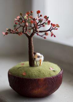 nice idea for seasonal tree display---By monhnopuz