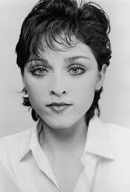Madonna  en 1979, à l'âge de 21 ans.