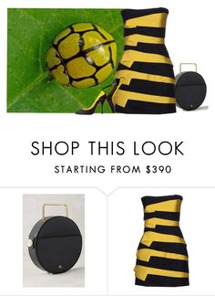 """""""Insect Series"""" by lovetodrinktea ❤ liked on Polyvore featuring Rachel Comey, Balmain and Christian Louboutin"""