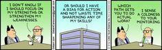 The Dilbert Strip for December 13, 2012
