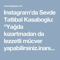 """Instagram'da Sevde Tatlıbal Kasaboglu: """"Yağda kızartmadan da lezzetli mücver yapabilirsiniz.inanın çok lezzetli ve hafif oluyor.Çok süslememe gerek yok sanırım😉 en doğal haliyle…"""" • Instagram"""