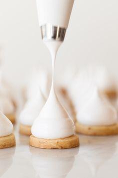 Vanilla Bean Marshmallow & Pink Peppercorn Shortbread Cookies | Now, Forager | Teresa Floyd