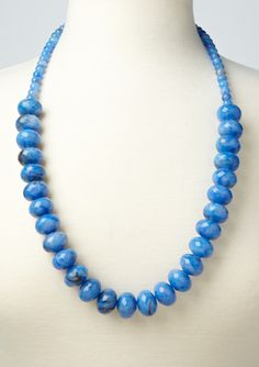 R.J. GRAZIANO Faceted Bead Necklace