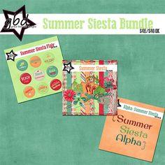 Summer Siesta Bundle