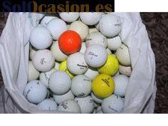 LOTE 130 PELOTAS PARA GOLF POR 50 EUROS | Roquetas de Mar | Almería