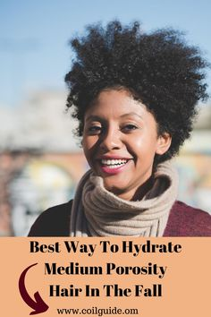 Medium porosity natural hair needs to be hydrated. Learn how to put moisture in your kinky hair by following these natural hair tips! #kinkyhair #curlyhair #naturalhair #kinkyhaircare Natural Hair Care Tips, Natural Hair Regimen, How To Grow Natural Hair, Curly Hair Tips, Natural Hair Styles, 4c Hair, Dry Hair Remedies, Natural Hair Moisturizer, How To Grow Your Hair Faster