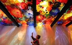 Inside Seattle Center's new Chihuly museum