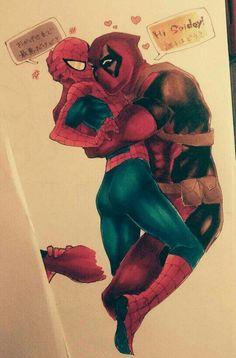 #Spideypool #Deadpool #Spiderman