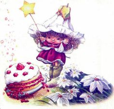 I so wanted to be Victoria Plum when I was little, in fact I still do!