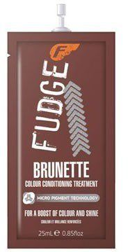 Pin for Later: Here's the Secret to Beautiful Brunette Hair Fudge Brunette Colour Conditioning Treatment Fudge Brunette Colour Conditioning Treatment (£2)