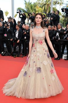 CATRINEL MARLONView entire slideshow: Best Dressed From the Cannes Film Festival on http://www.stylemepretty.com/collection/5384/
