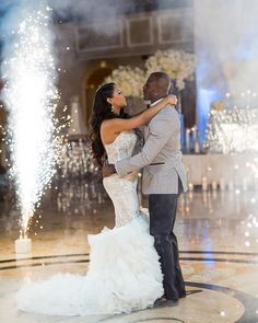 """Munaluchi Bride (@munaluchibride) on Instagram: """"First dance  Michelle and Devin McCourty's wedding and love story is in the blog and featured in…"""""""