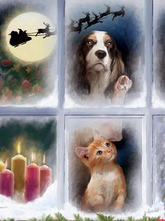 The Night Before Christmas ~*~ Thomas Wood