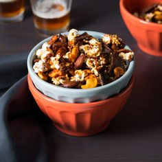 Scary Barbecue Snack Mix Photo - After School Bites Recipe | Epicurious.com