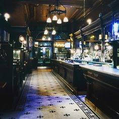 Old Town Bar - Flatiron