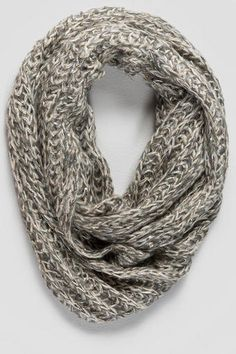 Vail Sequin Loop Scarf
