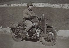 Great article with GREAT photos--- D-Day History Classic: The Harley-Davidson WLA In The Second World War --BY ROBERT KIM – JUNE 6, 2014