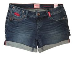Superdry Women's Carpenter Short - Deep Blue Miami – at Moyheeland Traders £48.95 with FREE UK P&P Gorgeous essential short for summer! http://moyheelandtraders.com/products/superdry-women-s-carpenter-short-deep-blue-miami